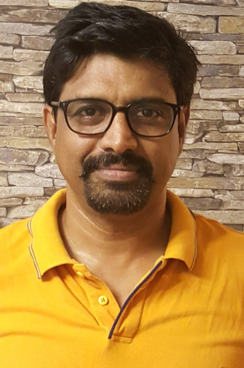 Vinu Nair Managing Partner Chennai