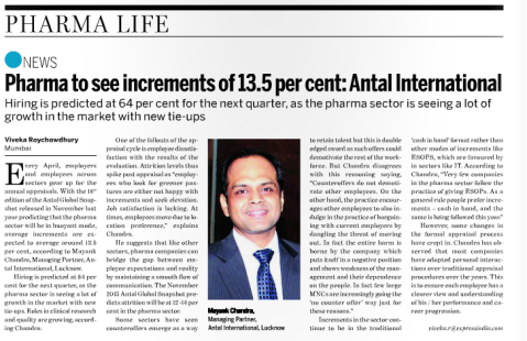 Pharma Express April 19, 2016