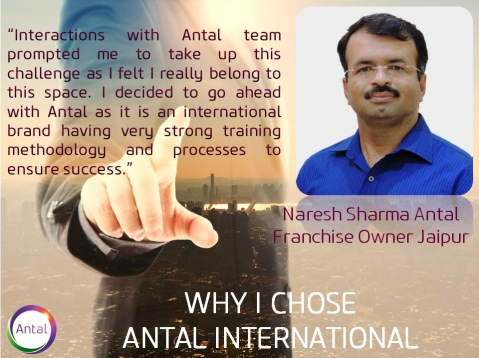 Why I Chose Antal - Naresh S