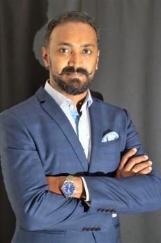 Mr. Joseph Devasia, Managing Director Antal International India